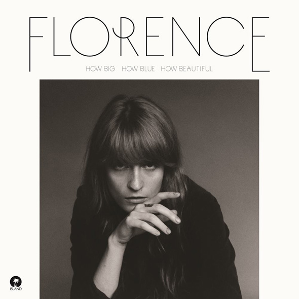 hbhbhb cover - Florence + the Machine - How Big, How Blue, How Beautiful (Album Review)