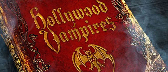 hollywoodvampiresalbum - Hollywood Vampires - Hollywood Vampires (Album Review)