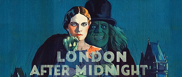 lond after big slide - This Week in Horror Movie History - London After Midnight (1927)