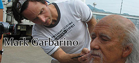 mark slide - Interview - Special Make-up Effects Artist Mark Garbarino