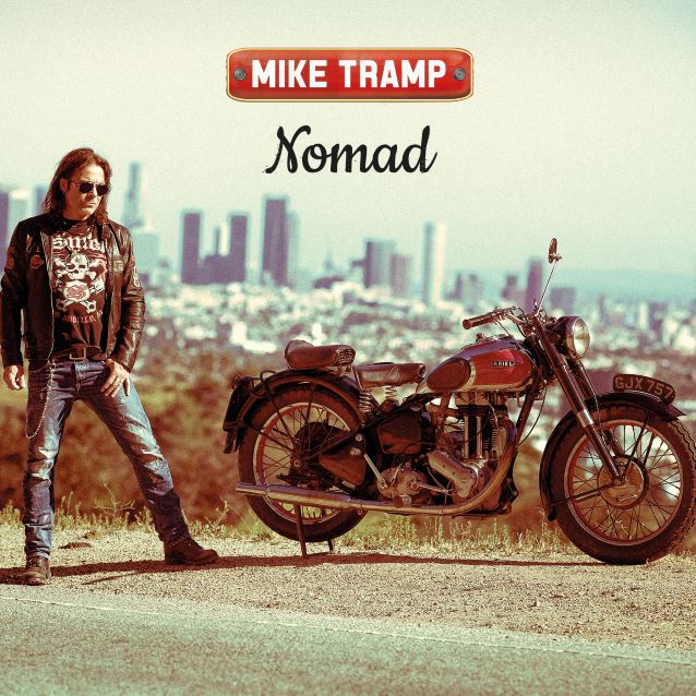 miketrampnomadcd - Mike Tramp - Nomad (Album Review)