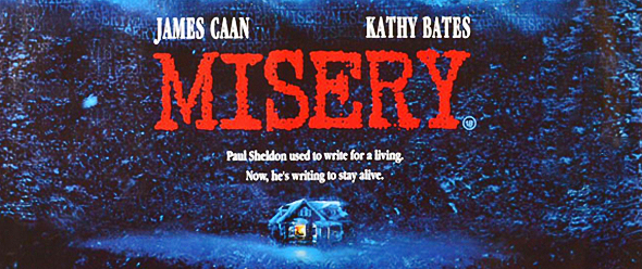 misery quad - Misery Still Shocking 25 Years Later