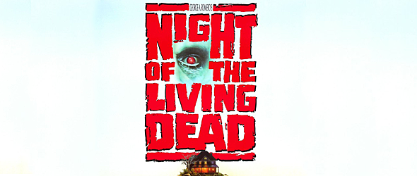 night logo - 1990's Night of the Living Dead Standing Strong 25 Years Later