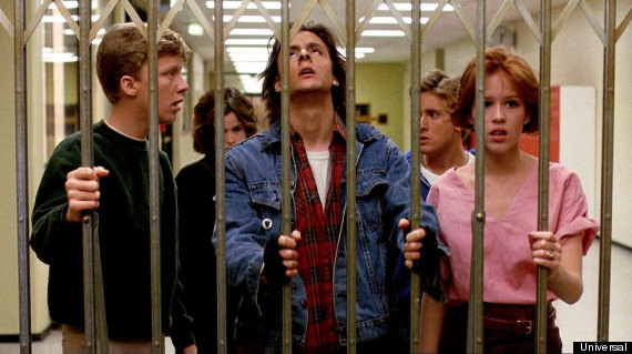 o THE BREAKFAST CLUB 570 - The Breakfast Club - Generation Defining 30 Years Later