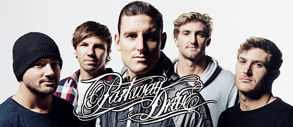 parkway drive slide - Interview - Winston McCall of Parkway Drive