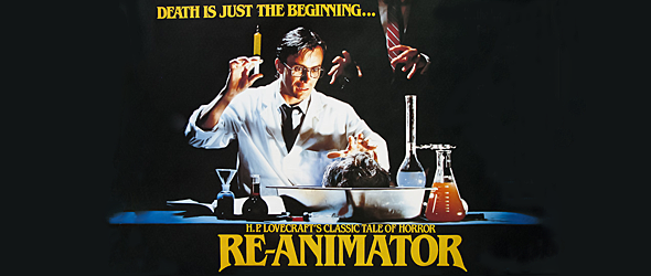 reanimator slide - Re-Animator - Still Re-Animating After 30 Years
