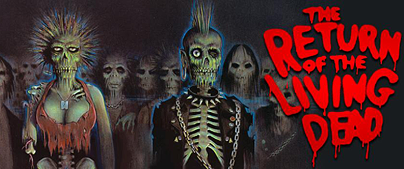 return slide - The Return of the Living Dead Rising From The Grave 30 Years Later