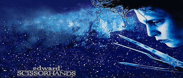 scissorhands - Edward Scissorhands: A Gothic Classic 25 Years Later