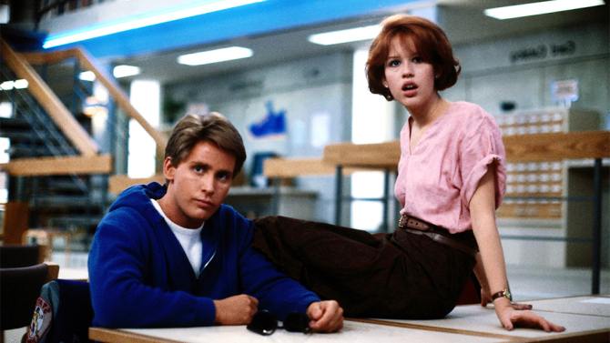 the breakfast club at 30 - The Breakfast Club - Generation Defining 30 Years Later
