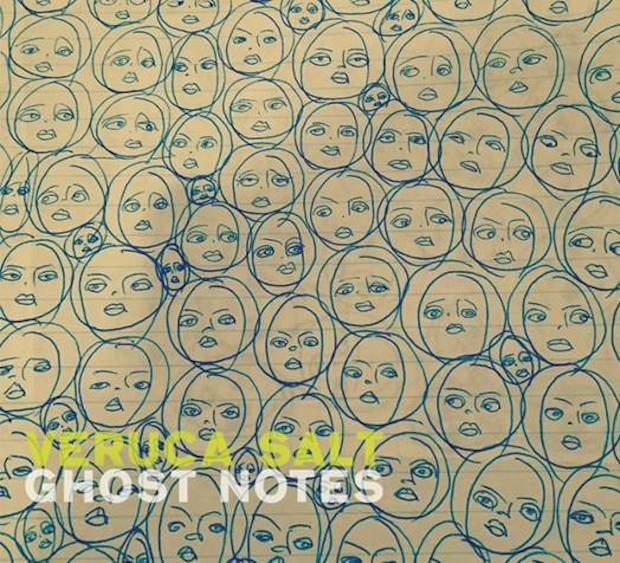thisisthealbumcoverforverucasaltsnewalbum - Veruca Salt - Ghost Notes (Album Review)
