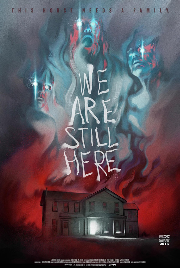 we are still here poster - We Are Still Here (Movie review)