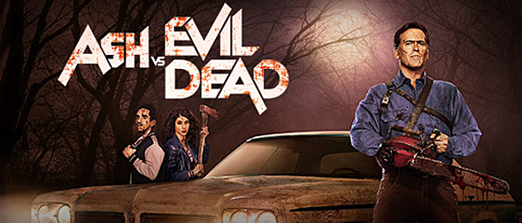 wpid ash vs evil dead image.jpg - Ash Vs Evil Dead - (Season 1/ Episode 2-5 Review)