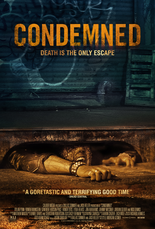 CONDEMNED THEATRICAL HIC - Condemned (Movie Review)