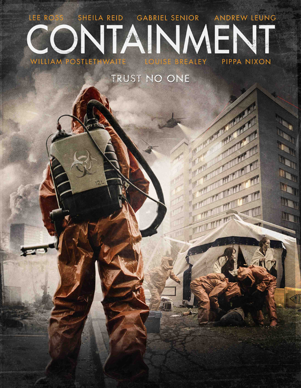 Containment Poster - Containment (Movie Review)