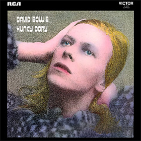 David Bowie   Hunky Dory1 - David Bowie - Remembering A True Rock-n-Roll Hero
