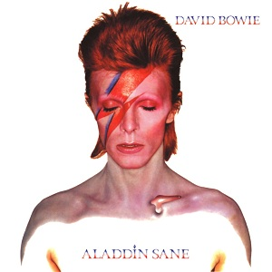 DavisBowieAladdinSane - David Bowie - Remembering A True Rock-n-Roll Hero