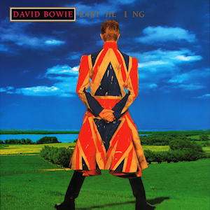 Earthling album - David Bowie - Remembering A True Rock-n-Roll Hero