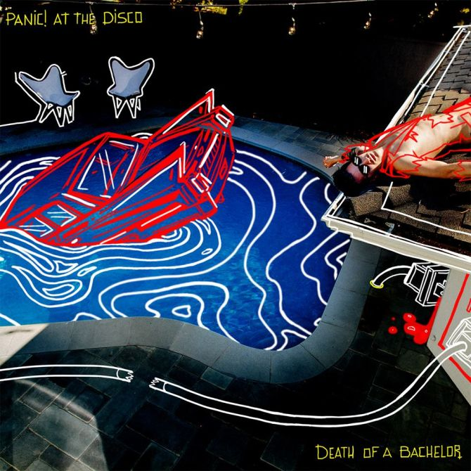 Panic at the Disco Death of a Bachelor - Panic! At The Disco - Death Of A Bachelor (Album Review)