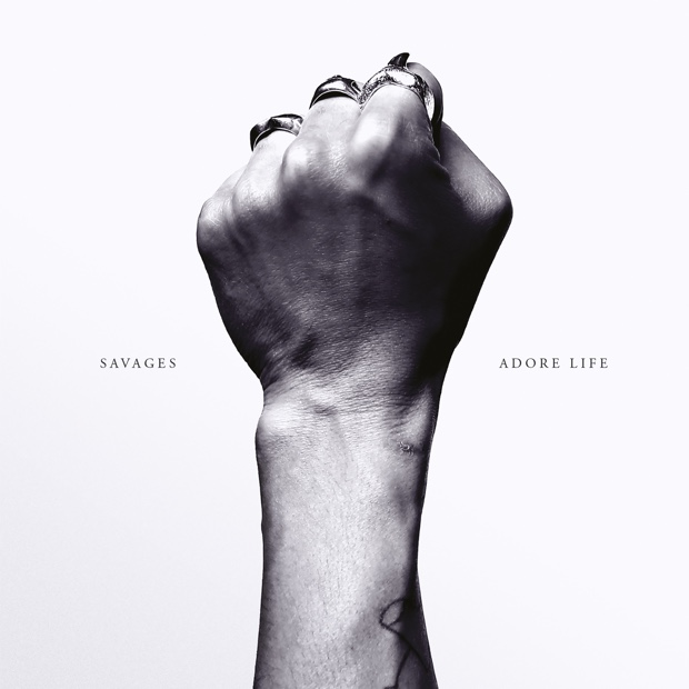 Savages Adore Life - Savages - Adore Life (Album Review)