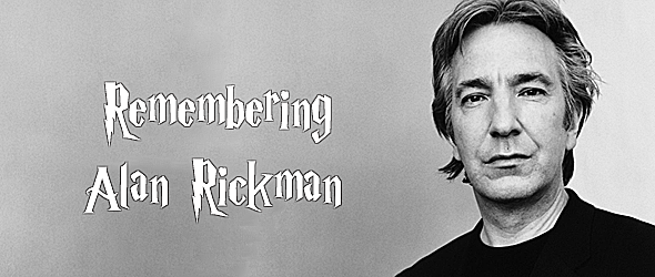 alan tribute slide 2 - Alan Rickman - Always A Unique Character