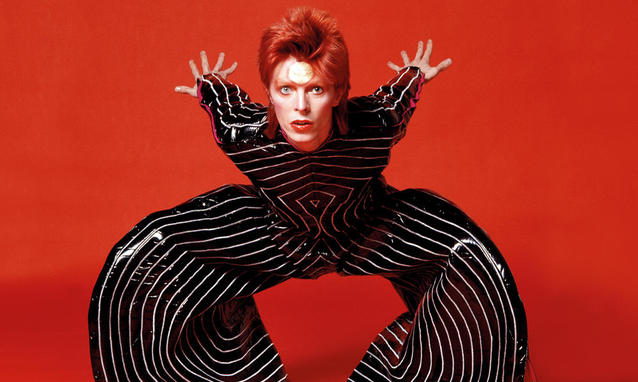 david bowie ziggy - David Bowie - Remembering A True Rock-n-Roll Hero