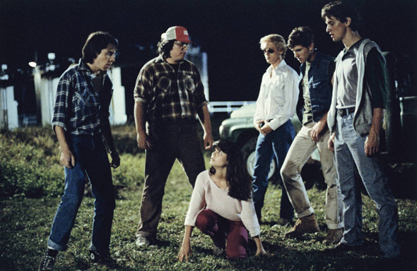new kinds 2 - This Week in Horror Movie History - The New Kids (1985)