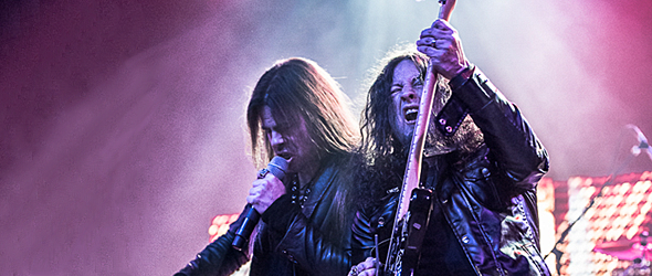 queens slide - Queensrÿche Magical At The Marque Theatre Tempe, AZ 1-12-16 w/ Halcyon Way & Meytal
