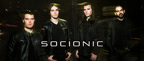 socionic band lineup slide - Interview - Michael Meinhart of Socionic