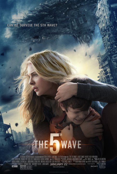 5th wave poster - The 5th Wave (Movie Review)