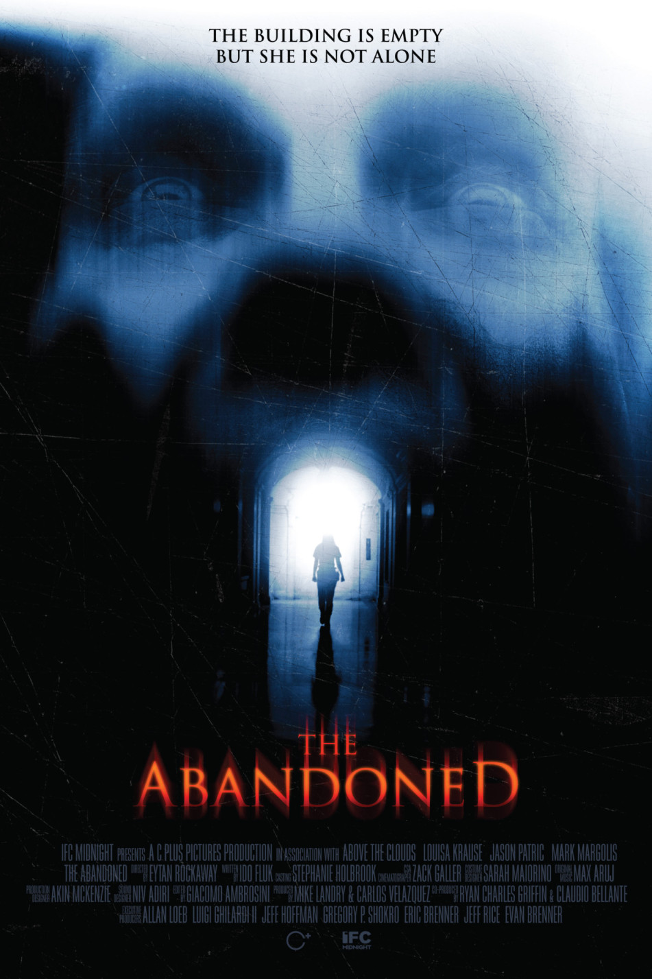 ABANDONED poster web 951x1427 - The Abandoned (Movie Review)