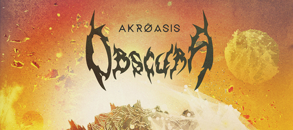 Akroasis side - Obscura - Akroasis (Album Review)