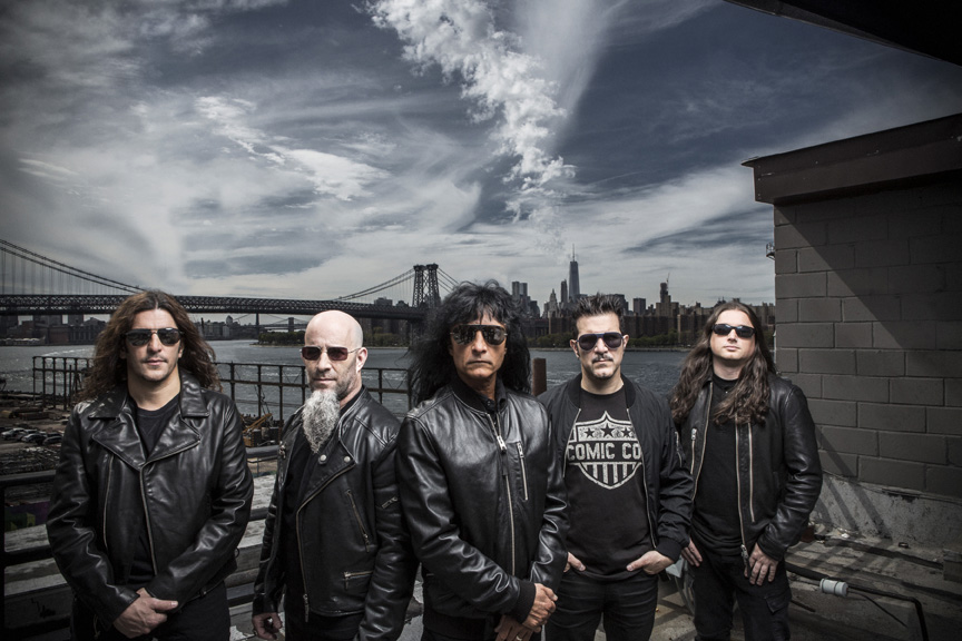 Anthrax NYC Skyline 0T5A4957 lo 1 - Anthrax - For All Kings (Album Review)