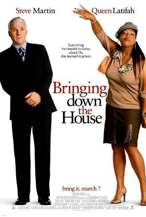 Bringing down the house poster - Interview - Vincent M. Ward
