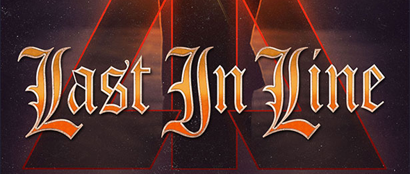 Dio Last In Line - Last In Line - Heavy Crown (Album Review)