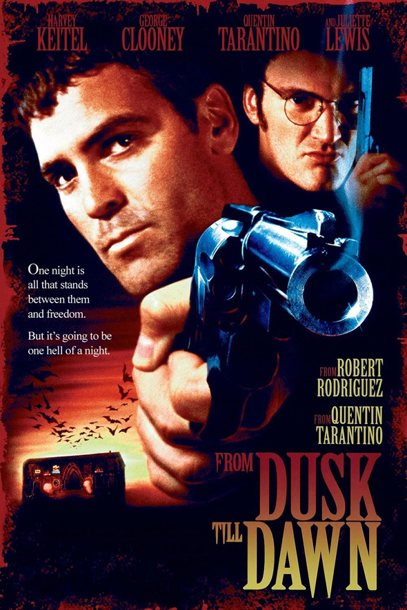From Dusk Till Dawn 1996 1 - Interview - Brian Ackley