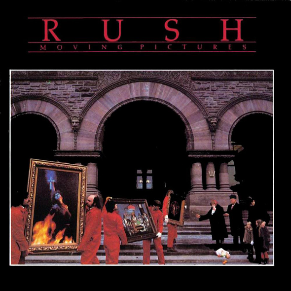MovingPictures - Rush - Moving Pictures 35 Years Later