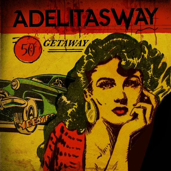 adelitas way getway - Adelitas Way - Getaway (Album Review)