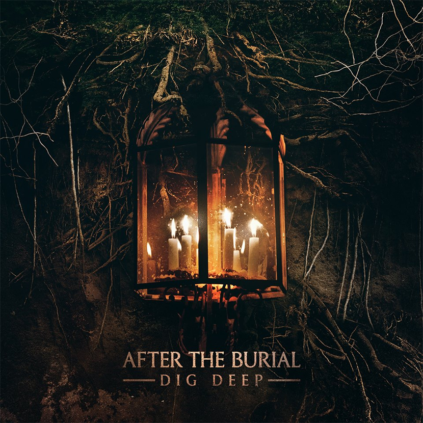 aftertheburialdigdeep - After The Burial - Dig Deep (Album Review)