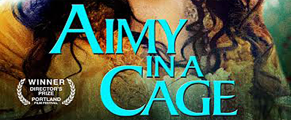 aimy slide - Aimy In A Cage (Movie Review)