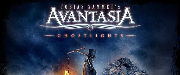 avantasiaghostlightsd - Avantasia - Ghostlights (Album Review)