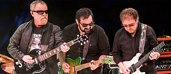 blue oyster edited 1 - Blue Öyster Cult Rock NYCB Theatre At Westbury, NY 2-6-16 w/ The Blue Magoos & Vanilla Fudge