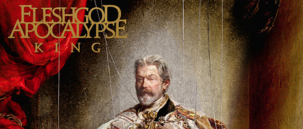 fleshgod apocalypse king - Fleshgod Apocalypse - King (Album Review)