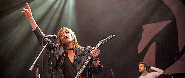 halestorm for slide france edited 1 - Halestorm Unforgettable At Le Trianon Paris, France 2-13-16 w/ Wilson