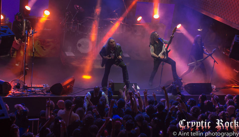 hello promo - Win A Pair Of Tickets For Helloween 3-1-16 Playstation Theater NYC