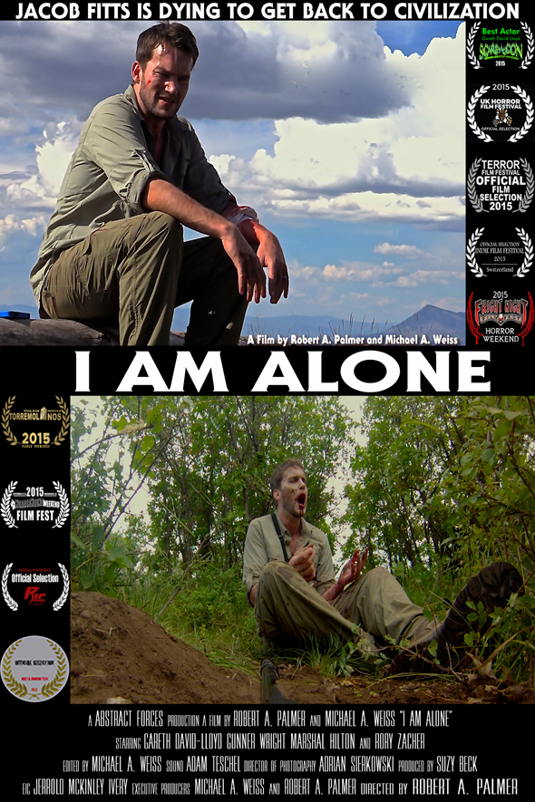 i am alone new poster - I Am Alone (Movie Review)