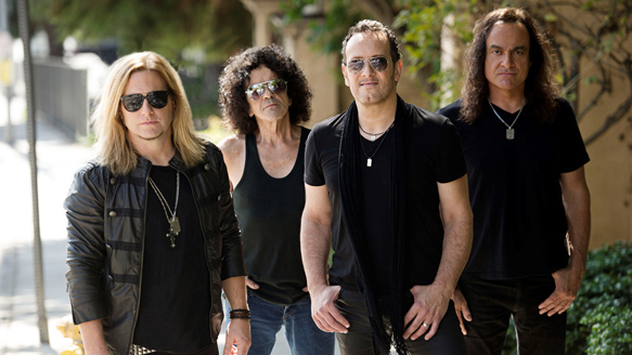 last in line promo - Interview - Vivian Campbell of Last in Line & Def Leppard
