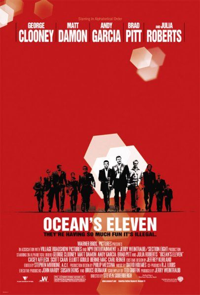 oceans eleven - Interview - Vincent M. Ward