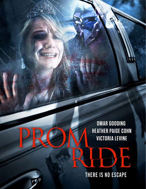 promo ride poster - Prom Ride (Movie Review)