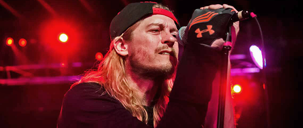 puddle of mudd slide - Puddle Of Mudd Deliver At Revolution Music Hall Amityville, NY 2-19-16