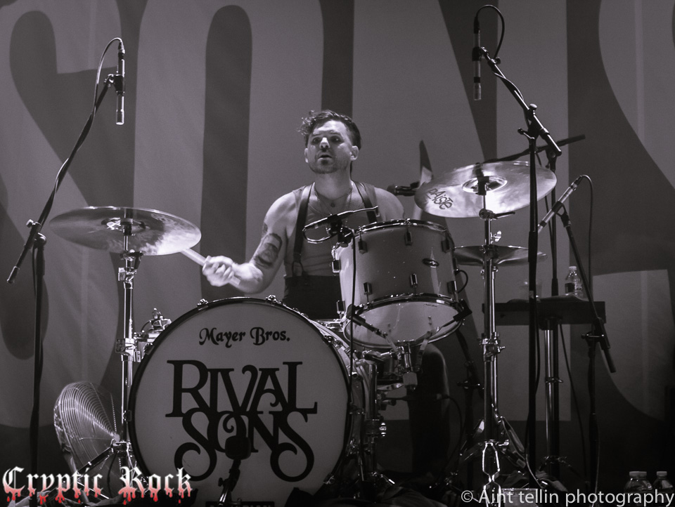 rival sons 3 - Interview - Michael Miley of Rival Sons